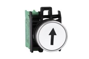 Кнопка управления для монтажа на панель, щиток.