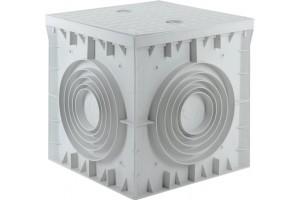 Колодец кабельный 400X400X400, IP54