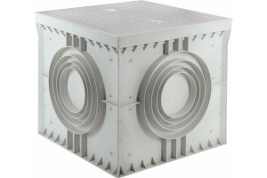 Колодец кабельный 550X550X500, IP54