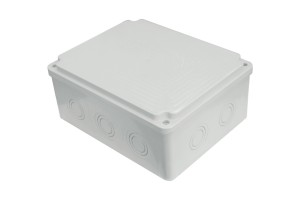 Коробка монтажная  ABS 190х150х80, ІР65