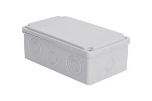 Коробка монтажная ABS 210х120х74, ІР65