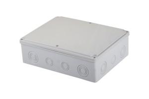 Коробка монтажная ABS 280х210х74, ІР65