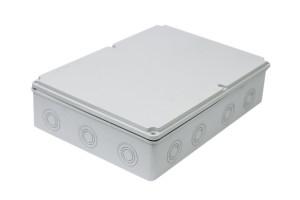 Коробка монтажная ABS 380x280x90, ІР65