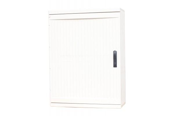 Шкаф ударопрочный ASA 750x1000x300, МП, IP65